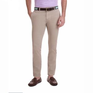 NWT Slim Fit Breaker Pants Khaki 28x30
